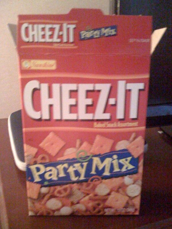 Cheez-It Party Mix