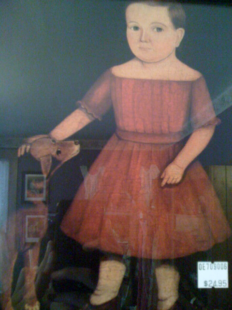 me as a child. in the 1800s.