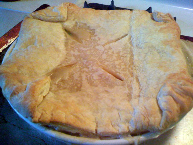 Everyday Food Mag Chicken Pot Pie