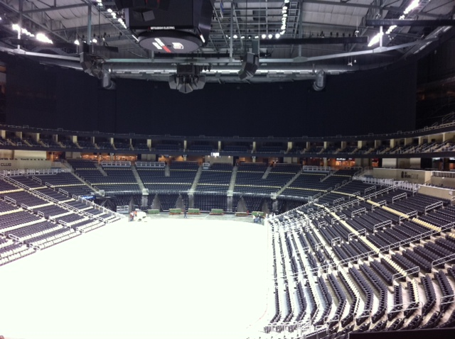 CONSOL Energy Center, Pittsburgh Penguins, NHL