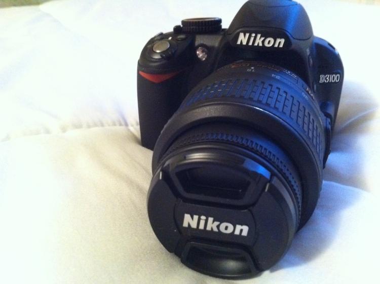 D3100, Nikon